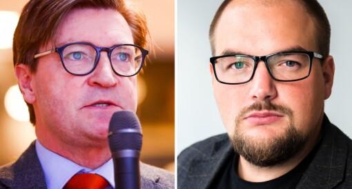 Frps Christian Tybring-Gjedde ut mot Medier24-redaktør: «Fei for egen dør»