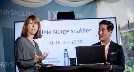 Morgenbladet vil «redde samfunnsdebatten» med å la folk som er uenige møtes ansikt til ansikt