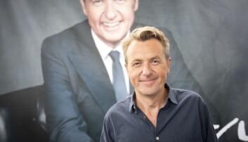 Nå tegner Fredrik Skavlan for Dagens Næringsliv