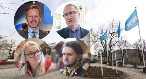 Slik reagerer mediepolitikerne på 79 millionlønninger i NRK: - Lederne bør ikke vokse seg inn i lønnsadelen