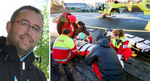 Ambulanseforbundet vil ha fotoforbud på ulykkessteder. VG og Pressefotografenes klubb er helt uenige