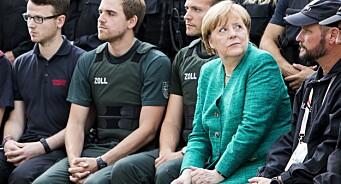 Tyske myndigheter: – Falske nyheter hausset opp ytre høyre-demonstranter