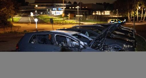 Klagestorm mot NRKs dekning i Sverige: Har fått 140 reaksjoner på manglende journalistikk om bilbranner
