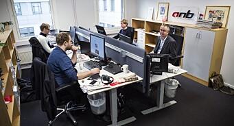 Det går mot nedbemanning i Avisenes Nyhetsbyrå (ANB): Går fra fire til én ansatt