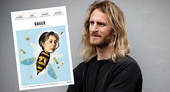 Vårt Land lanserer eget bokbilag: - Det er godt å være motstrømsavis, sier kulturredaktør Alf Kjetil Walgermo