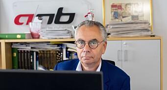 Avisenes Nyhetsbyrå var ca 40 ansatte i 2007. Nå er det bare Kjell Werner igjen: - Vemodig og trist, mener redaktøren