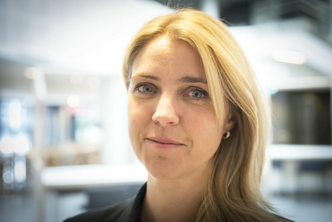 Sjefredaktør Alexandra Beverfjord i Dagbladet sier de tar avslaget til etterretning.
