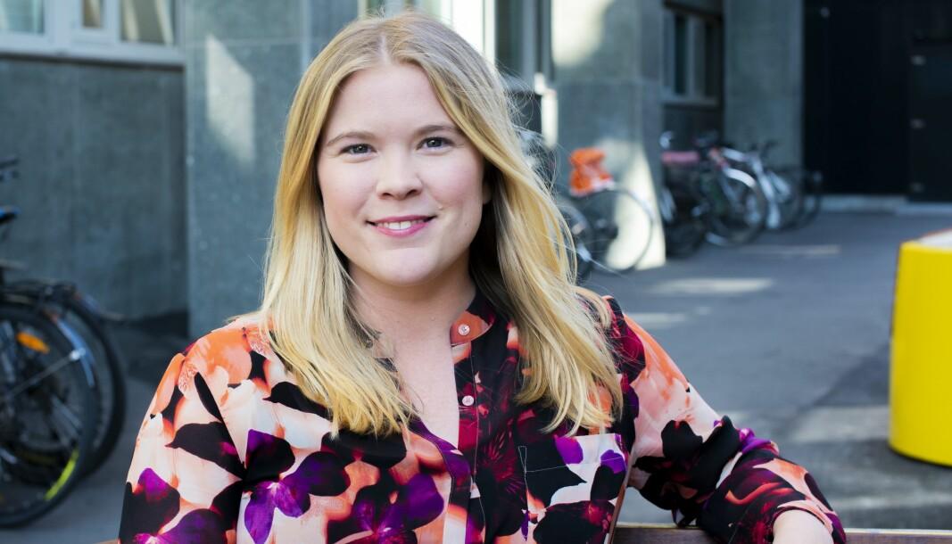 Helene Husvik går til VG-Sporten.