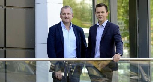 Nyhetsredaktør Øystein Byberg forlater Hegnar - går til nyopprettet stilling i Bilforlaget