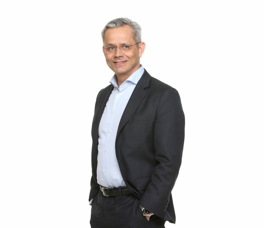 Espen Asheim slutter som administrerende direktør i Egmont Publishing.