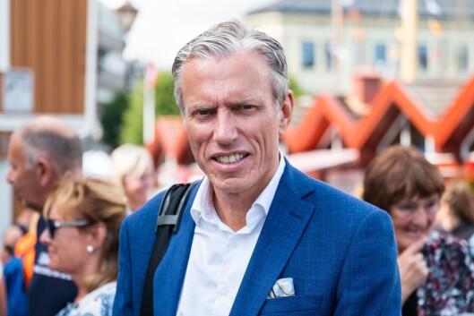 Rolv Erik Ryssdal, bildet er tatt ved en tidligere anledning.