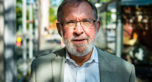 – Jeg har vært både skuffa og kritisk til de vilkårene Schibsted har gitt Aftenposten, sier Harald Stanghelle som går av som redaktør