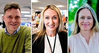 Hvordan imponerer du en redaktør på jobbintervju? Tre medieledere letter på sløret og gir sine beste tips