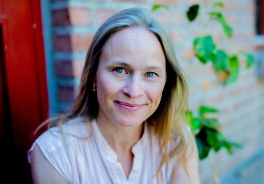 Irene Halvorsen, Nationen.