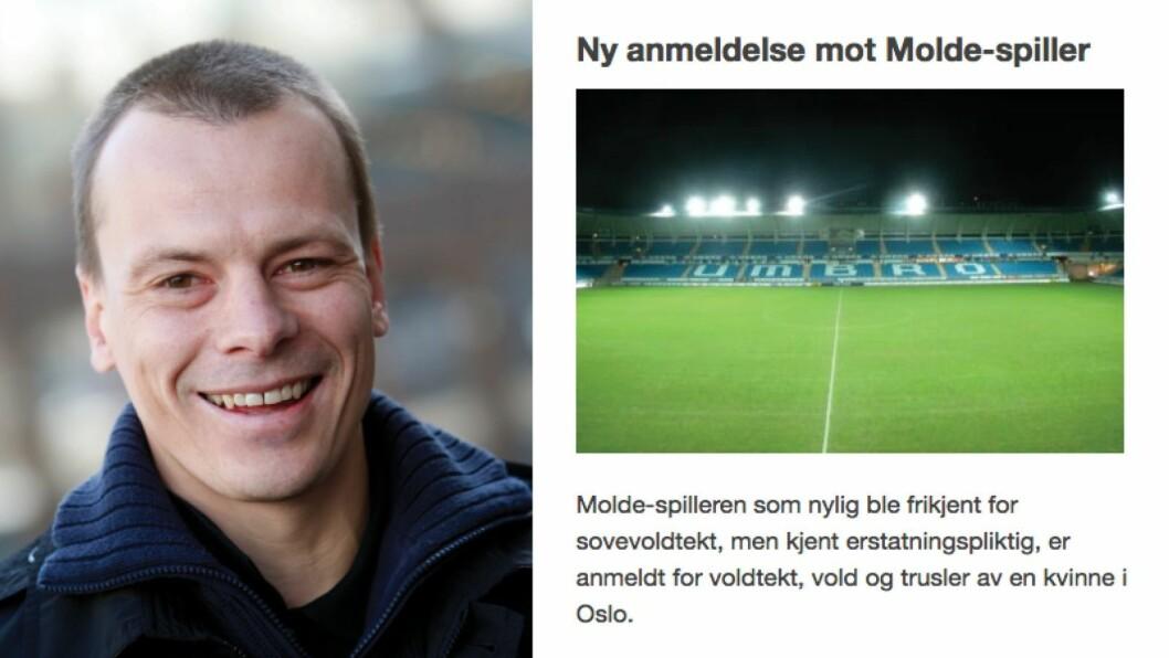 Redaksjonssjef Håvard Melnæs i Josimar beklager at de ikke kontaktet advokat før de publiserte sak med grove anklager. Det er for sent, mener redaktør FOTO.