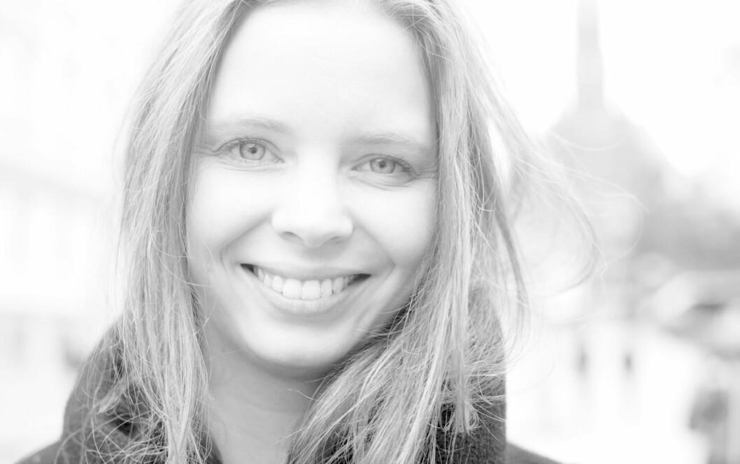 Maria Dyrhol Sandvik er ansatt som ny politisk journalist i Klassekampen