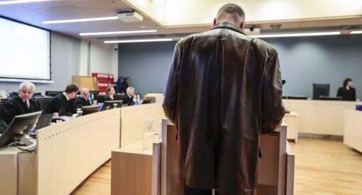 Anken avvist: Redaktørforeningens ønske om å åpne opp under Eirik Jensen-forklaringen førte ikke frem