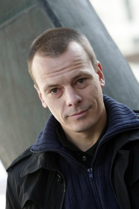 Redaksjonssjef Håvard Melnæs i Josimar. Arkivfoto.