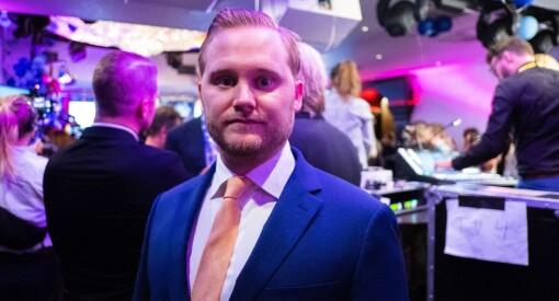 Sverigedemokraternas pressesjef til M24: – Det finnes mange dyktige, objektive journalister