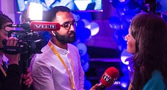 Avisa Oslo signerer Ahmed Fawad Ashraf (36) fra Schibsted