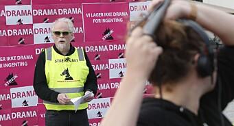 Storserier reddet: Dramastreiken er over