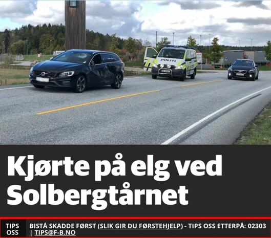 Slik ser den nye tips-boksen ut på Fredrikstad Blads nettside ut. Rød markering lagt på av Medier24.