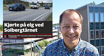 – Vi møter oss selv i døra, sier Fredriksstad Blad-redaktøren, som nå har endret på måten de ber om tips fra ulykker på