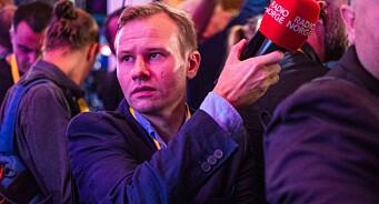 Kjetil Kjær Andersland blir politisk journalist i Dagbladet