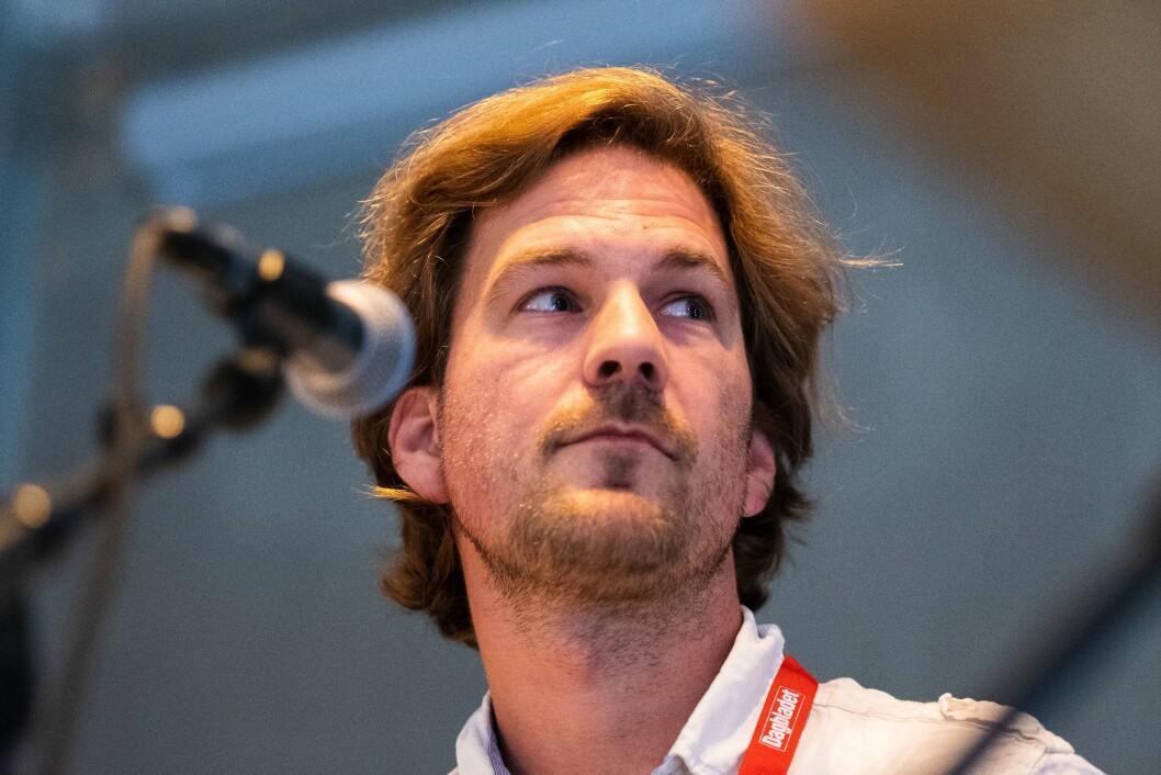 Eiliv Frich Flydal i Dagbladet er lei av ikke-svar fra departementene.