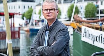 – Vi er veldig fornøyde, sier Lars Helle. Stavanger Aftenblad har feiret 125 år med å lage festival