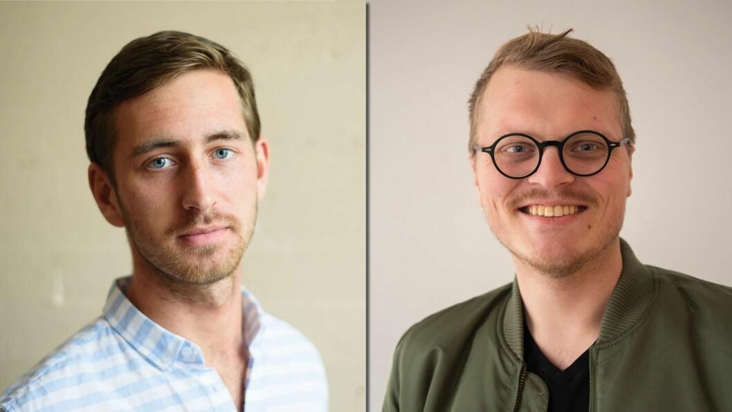 Ole Alexander Saue og Ole Gunnar Onsøien begge fast tilsett i Medier24