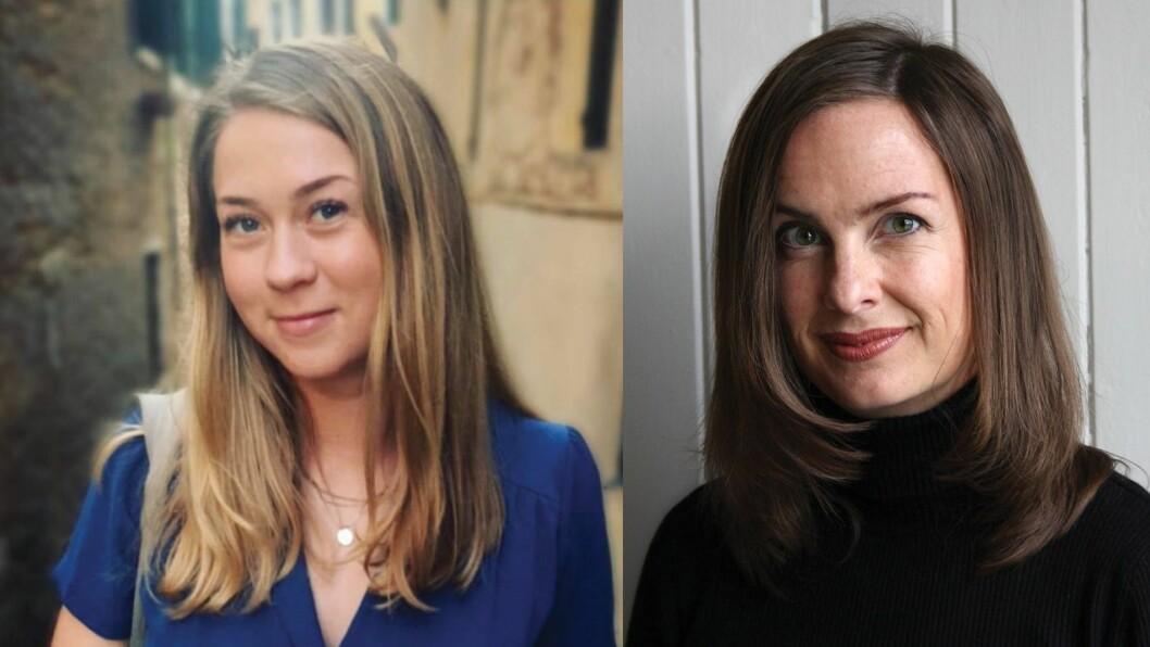 Ragnhild Ås Harbo og Christine Baglo er blant mediefolkene Innovasjon Norge henter for å bygge opp sin satsning på reiseliv,