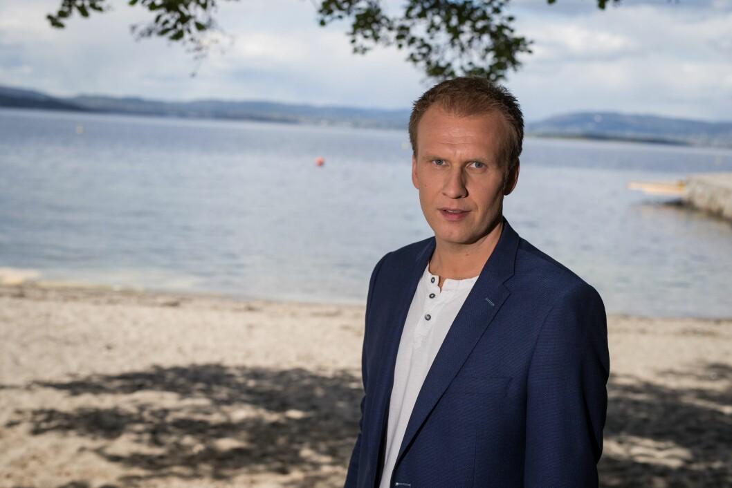 Atle Bjurstrøm valgt til ny leder av NRKJ Nyheter-klubben.