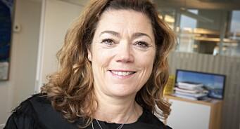 – Man er ikke ferdig med å omstille i Schibsted, sier Kristin Skogen Lund. Derfor ville hun ha toppjobben