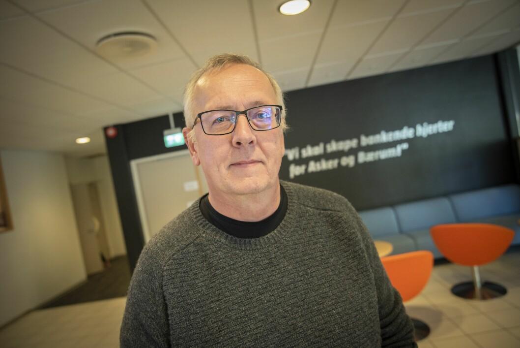 Klubbleder Eyvind Sverre Menne i Budstikka innrømmer at det er spesielt å miste selvstendigheten som mediehus.