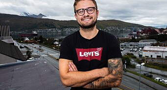 Andreas Haakonsen (27) forlater Fremover. Blir nyhetsleder i Nidaros i Trondheim