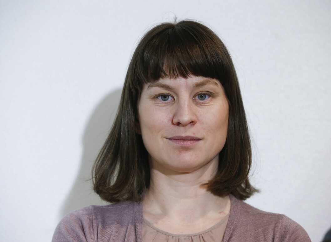Byråd Rina Mariann Hansen (A) i Oslo