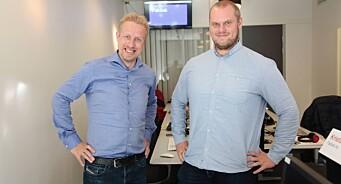 Faktisk helt sant: Geir Molnes (30) har fått fast stilling som journalist og faktasjekker i Faktisk.no