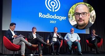 Ærlig talt! Nå må radiobransjen begrave stridsøksa i Norge. Det er ikke DAB som vil ta livet av oss
