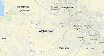 Rekordmange journalister drept på jobb i Afghanistan i år