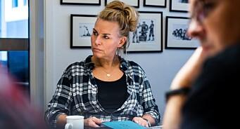Kroppen sa stopp etter 27 år som frisør: Avisa tok sjansen på Inger (50)