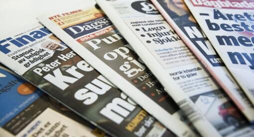 Mediene har mistet to av ti annonsekroner