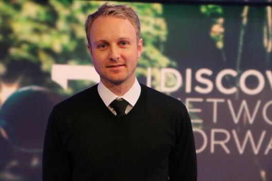 Kommunikasjonsdirektør Espen Skoland