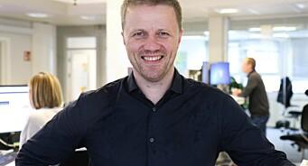 Svein Atle Huus er Firda Media sin nye toppsjef