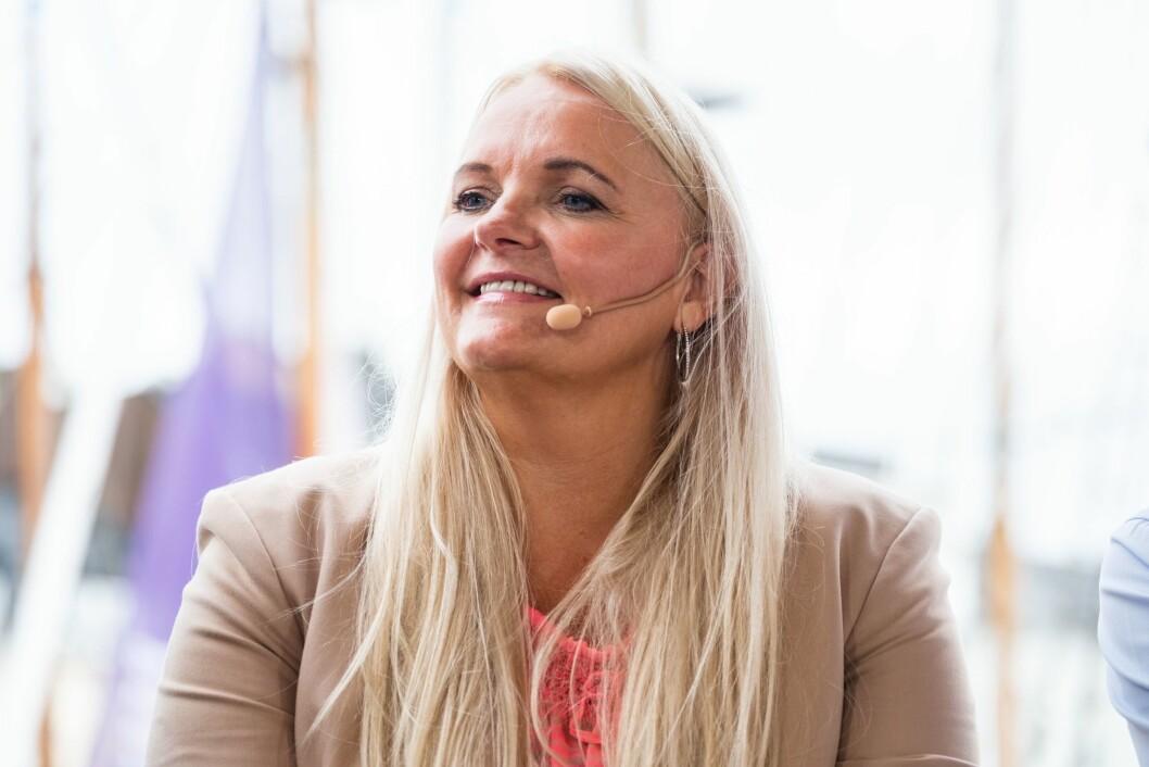 Åslaug Sem-Jacobsen (Sp).