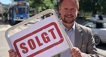 «Solgt» har gått i ni sesonger på NRK. Torsdag ble aller siste episode sendt