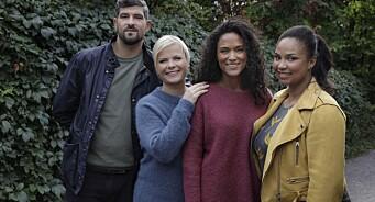 Disse fire skal lede TV-aksjonen i år