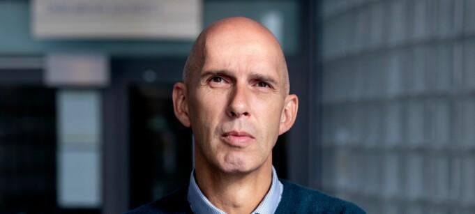 Frank Gander er ansatt som ny utviklingsredaktør i NRK Distriktsdivisjonen