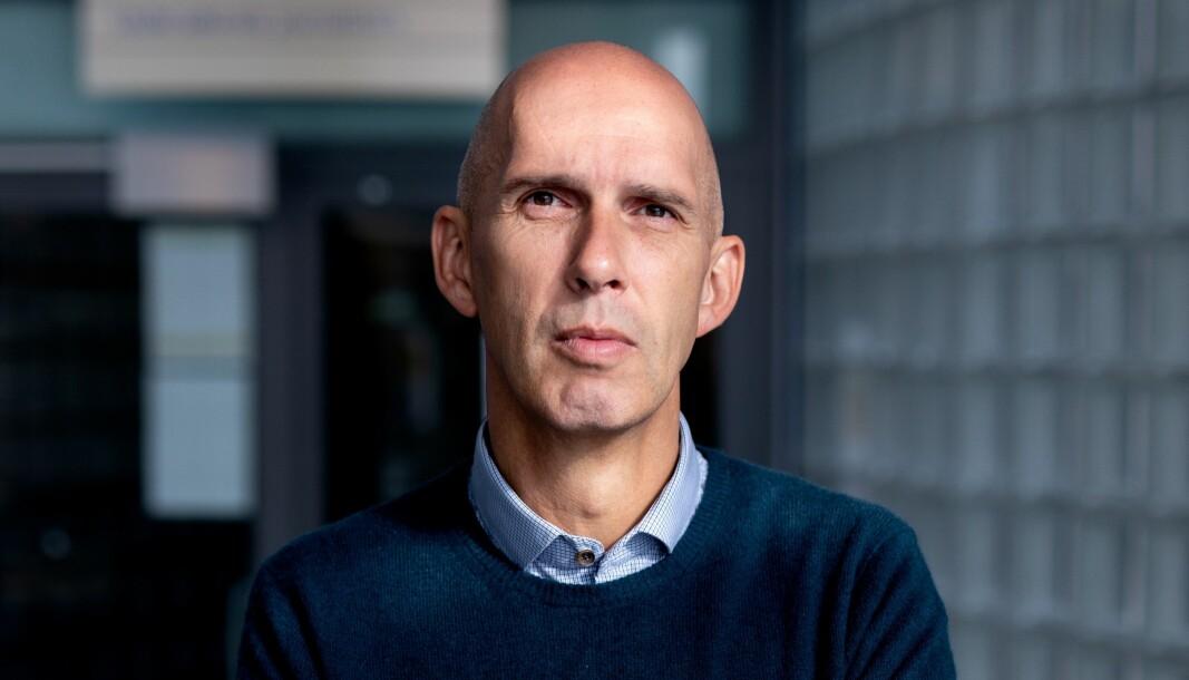 Frank Gander bytter redaktørjobb i NRK.