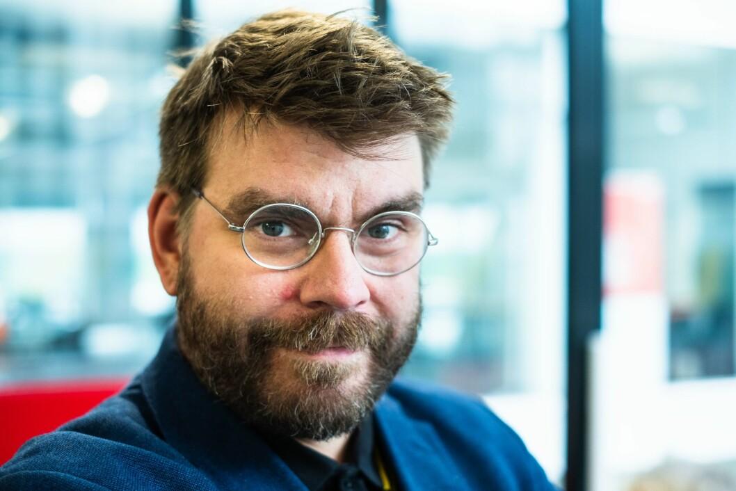 Sigvald Sveinbjørnsson, ansvarlig redaktør i Bergensavisen sier avisen vil fortsette å bruke mer penger på journalistikken i 2019.